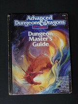 AD&D Dungeon Masters Guide 2nd Edition [December, 1989] ISBN 0880387297,TSR 2100 - $24.00