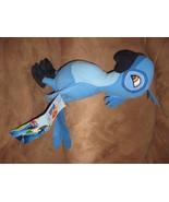 """RIO 2 BLU Blue Macaw Brand New Plush NWT Stuffed Animal With Tags 12"""" SUGAR LOAF - $11.99"""