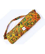 Yoga Mat Bag Yellow Star Bohemian Bag Beach Bag Hippie Mandala Gym Mat C... - $26.99