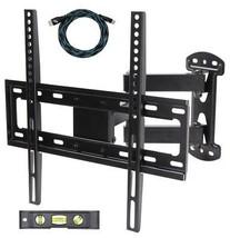 """Full Motion Tilt Swivel Arm TV Monitor Mount Bracket for 23""""- 55"""" LCD LE... - $31.67"""