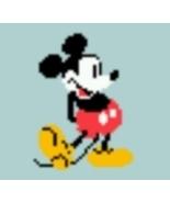 Latch Hook Pattern Chart: READICUT #472 MICKEY MOUSE - EMAIL - $5.95