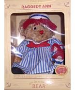 RAGGEDY ANN BEAR  - $20.00