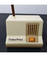 Vintage 1983 Fisher-Price Baby/Nursery Monitor Model 157 - Coronaviris H... - $23.52