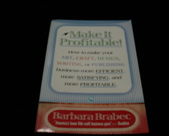 Make it profitable front cover