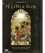 DVD--4 Little Girls directed by Spike Lee  - $9.99