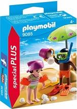 PLAYMOBIL® Children at The Beach Building Set - $10.86