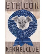 Vintage Ethicon Kennel-Club booklet - $5.00