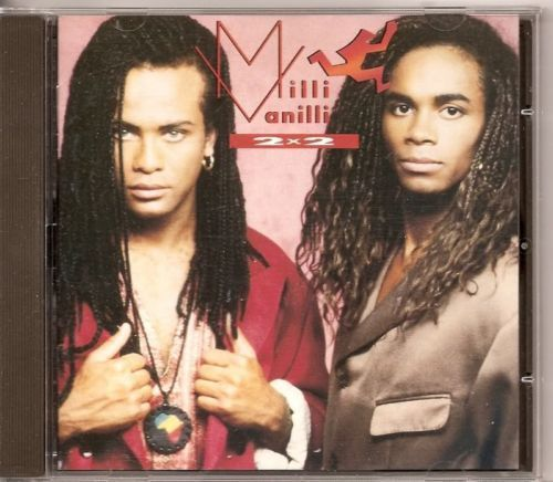 Primary image for Milli Vanilli 2 x 2 Cd (1989) Two x Two Cooltempo Very Rare