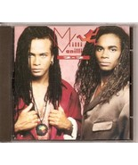 Milli Vanilli 2 x 2 Cd (1989) Two x Two Cooltempo Very Rare - $24.99