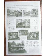 1919 Photo Article Rustic Summer House Carey Edmunds - $6.50