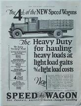 1927 REO Speed Wagon Heavy Duty Truck Ad - $8.50