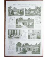 1919 Photo Article Summer Bungalow Charles Alma Byers - $6.50