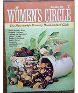 Woman's Circle Magazine, November 1972, 15 - 7 Crafts - $4.50