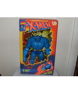 1994 X Men Beast 10 Inch Fully Poseable Figure In The Box - $24.99