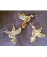 Hummingbird Brass Picks Homco - $14.97