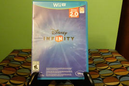Disney Infinity -- 2.0 Edition (Nintendo Wii U, 2014) Near Mint Conditio... - $6.92
