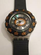 SWATCH Watch SDK110 Tech Diving Swiss 1993 Scuba Originals NOS for Colle... - $67.85