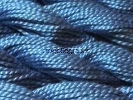DMC Pearl Cotton Size 3 Color #931 Medium Antique Blue - $1.70