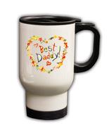 Personalized Custom Photo Father's Day Travel Mug Gift #1 - $19.99