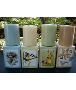 "Marjolein Bastin's ""NATURE'S SKETCHBOOK"" Votive... - $9.99"