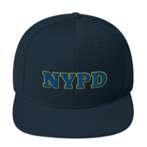 nypd yankees hat / nypd yankees / Snapback Hat image 8