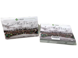 It Works Party Pad Set of 25 Booklets New Sealed Never Opened - $21.84