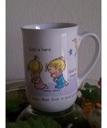 God is Here God is There Coffee Cup Marty Links - $14.00