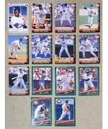 Post Baseball Cards Lot of 14 Griffey Gonzalez Whitten Clemens Ryan Etc - $15.17