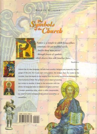The Symbols of the Church, Maurice Dilasser, 1999  English Collectible Volume