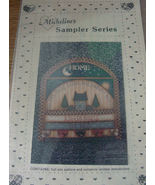 "Painting Pattern Sampler Series ""Home"" Key Holder - $3.99"