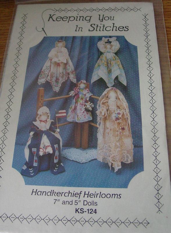 Handkerchief heirlooms