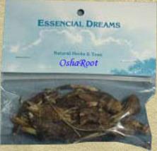 Osha Root 1/2 oz Organic Herbs - $5.00