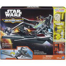 Star Wars The Force Awakens Micro Machines First Order Destroyer Bonus Set - $26.77