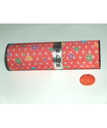 "Made In Japan 6"" Fabric Japanese Colorful Floral Flower Pattern Kaleidos... - $11.80"