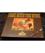 Gone With The Wind - 1985 MGM/UA Home Video VHS Box Set - With Facts Boo... - $19.79