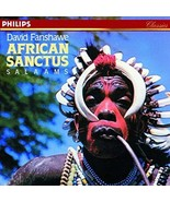 Fanshawe: African Sanctus, Salaams by David Fanshawe Cd - $9.99