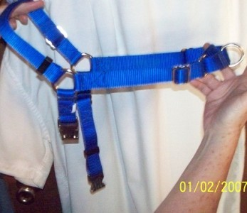 Extra Large Hand Made Easy Walk Harness Heavy Duty