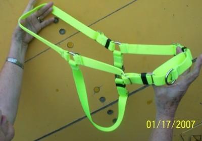 Extra Large Hand Made Easy Walk Harness Heavy Duty