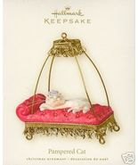 Hallmark cat ornament thumbtall