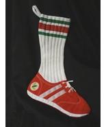 Sneaker Sock Christmas Stocking Athletic Shoe R... - $20.13