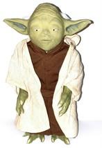 "Star Wars Call On Yoda Interactive Interactive Figure - 2005 Hasbro - 12"" - $37.99"