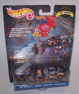 Hot Wheels Pit Crew Set Pontiac Grand Prix  And Tool Box  VE - $30.00