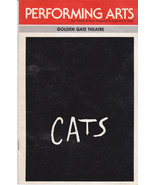 Rare Vintage Perfroming Arts - Cats at Golden G... - $5.00