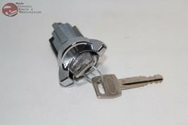 73-76 Ford Mustang Ignition Lock Cylinder Set OEM Keys New - $48.59