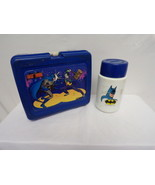 ORIGINAL Vintage 1982 Batman Joker Lunch Box w/ Thermos - $46.39