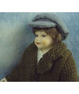 Boy Dressed Heidi Ott HOXC023 Dollhouse knit co... - $81.00
