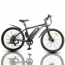 """26""""36V 350W Litium ION Electric Bicycle e-Bike Shimano 7 speed Removable... - $899.00"""