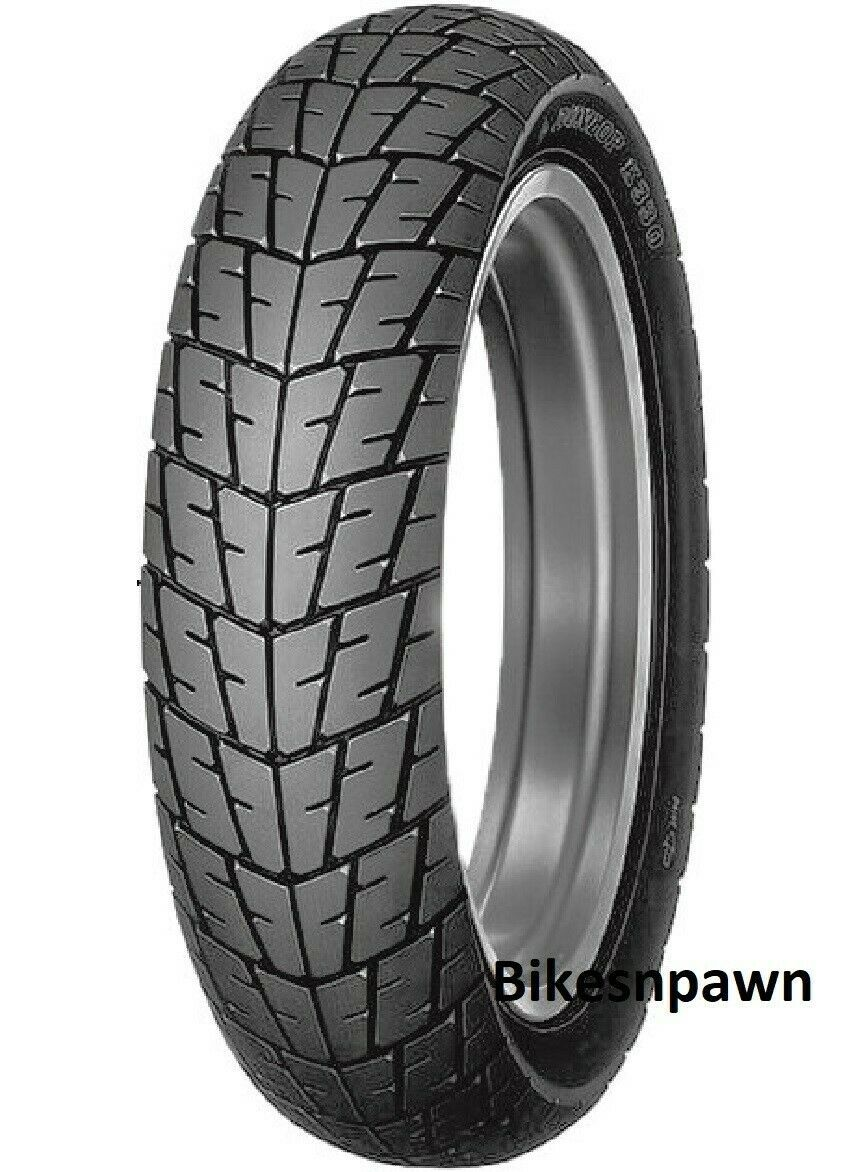 New Dunlop K330 100/80-16 Front Tire 50S Tubeless O.E for Buell Blast