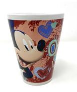 Mickey Mouse Disney Oh Boy! You're My Valentine Coffee Mug Tea Cup 14 OZ - $9.49