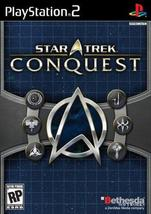 Star Trek: Conquest - PlayStation 2 - $36.17